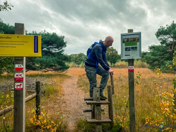 Ontdek het mooie buitengebied van Putten op en rondom landgoed Oldenaller op het Klompenpad Oldenaller van Natuurmonumenten
