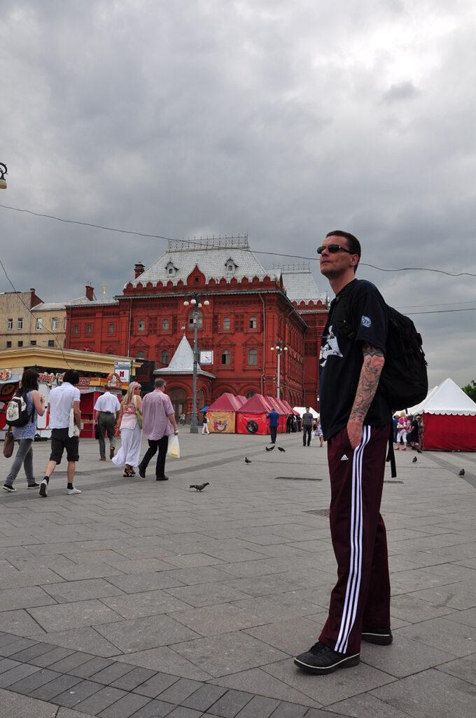 Def P in Moskou