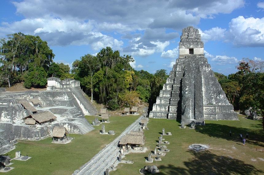 Tikel Midden-Amerika