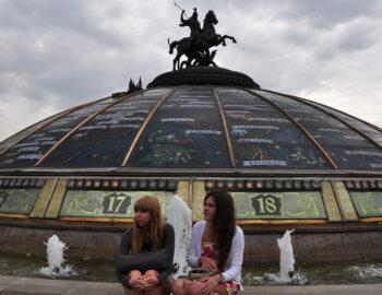 Van Moskou naar Siberië (Heen en Onweer deel 5)