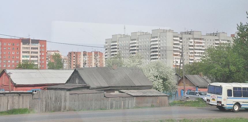 Siberische stad