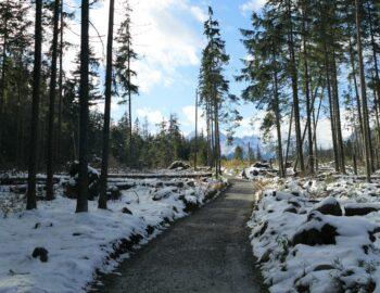 Hiken in de Hoge Tatra in Polen