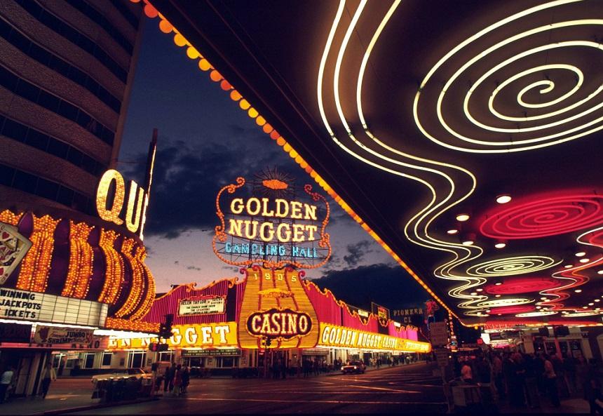 golden nugget downtown las vegas