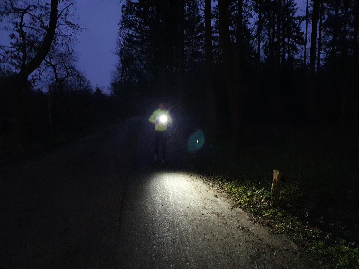 hardloopverlichting