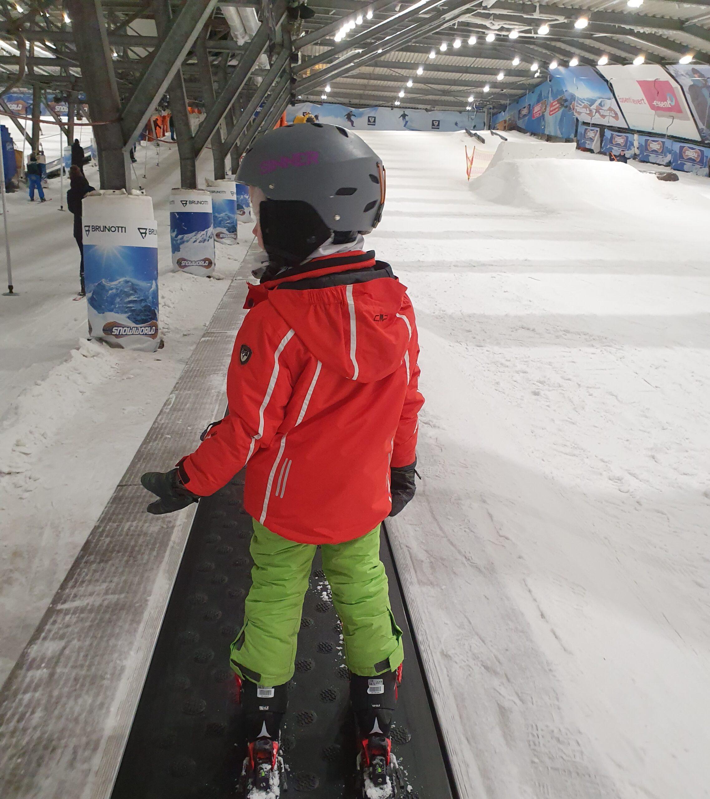 snowworld zoetermeer - indoor snowboarden of skiën in Nederland