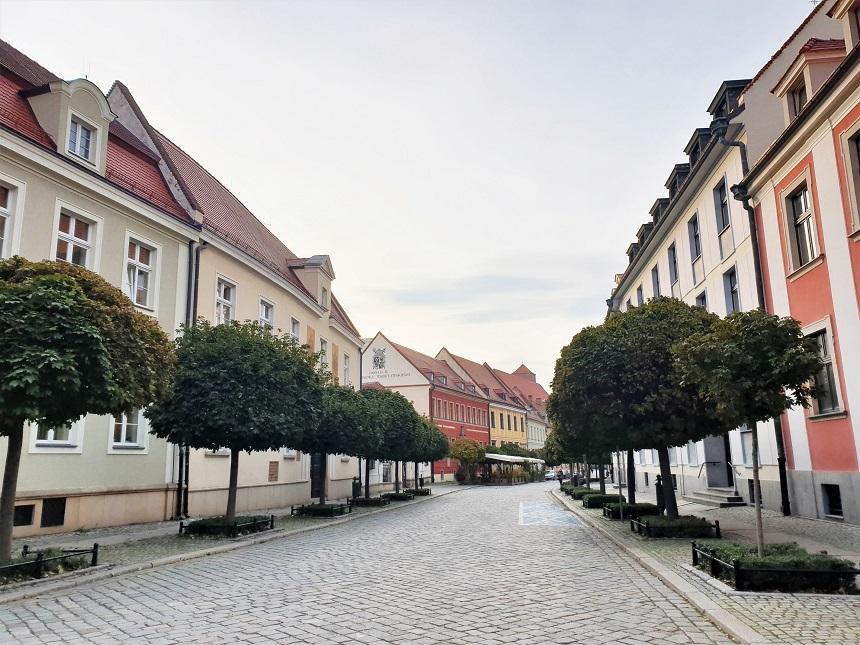Cathedral Island Wroclaw