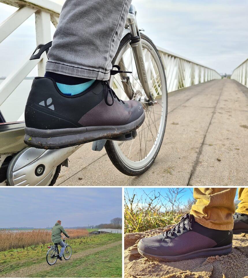 De innovatieve en duurzame fietsschoen van Vaude