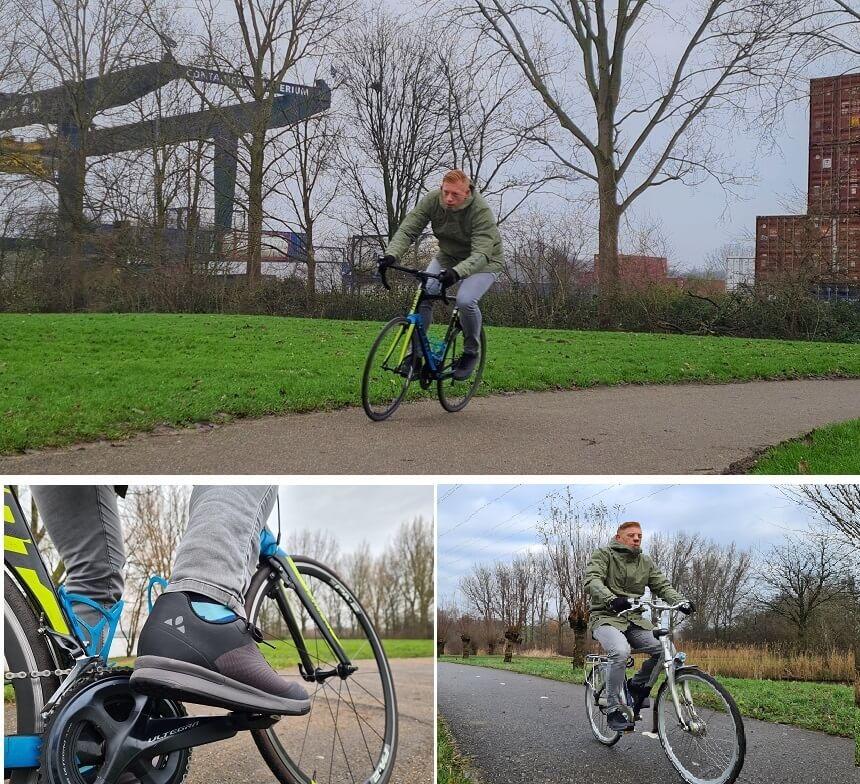 Duurzaam, droog én stijlvol fietsen met de producten van Vaude