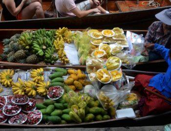 Stil je reishonger met deze Thaise snacks