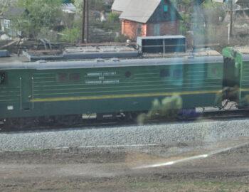 In de Trans Mongolië Express (Heen en Onweer deel 8)