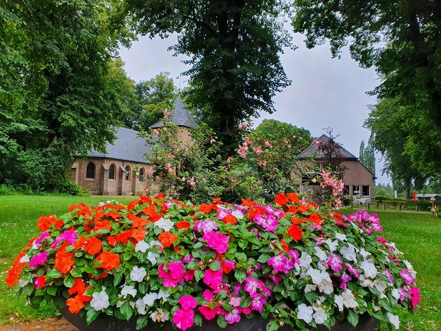 kerk centrum kootwijk