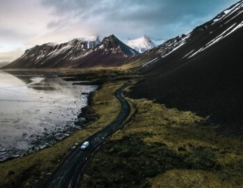 Nordic Nomads, op roadtrip door IJsland