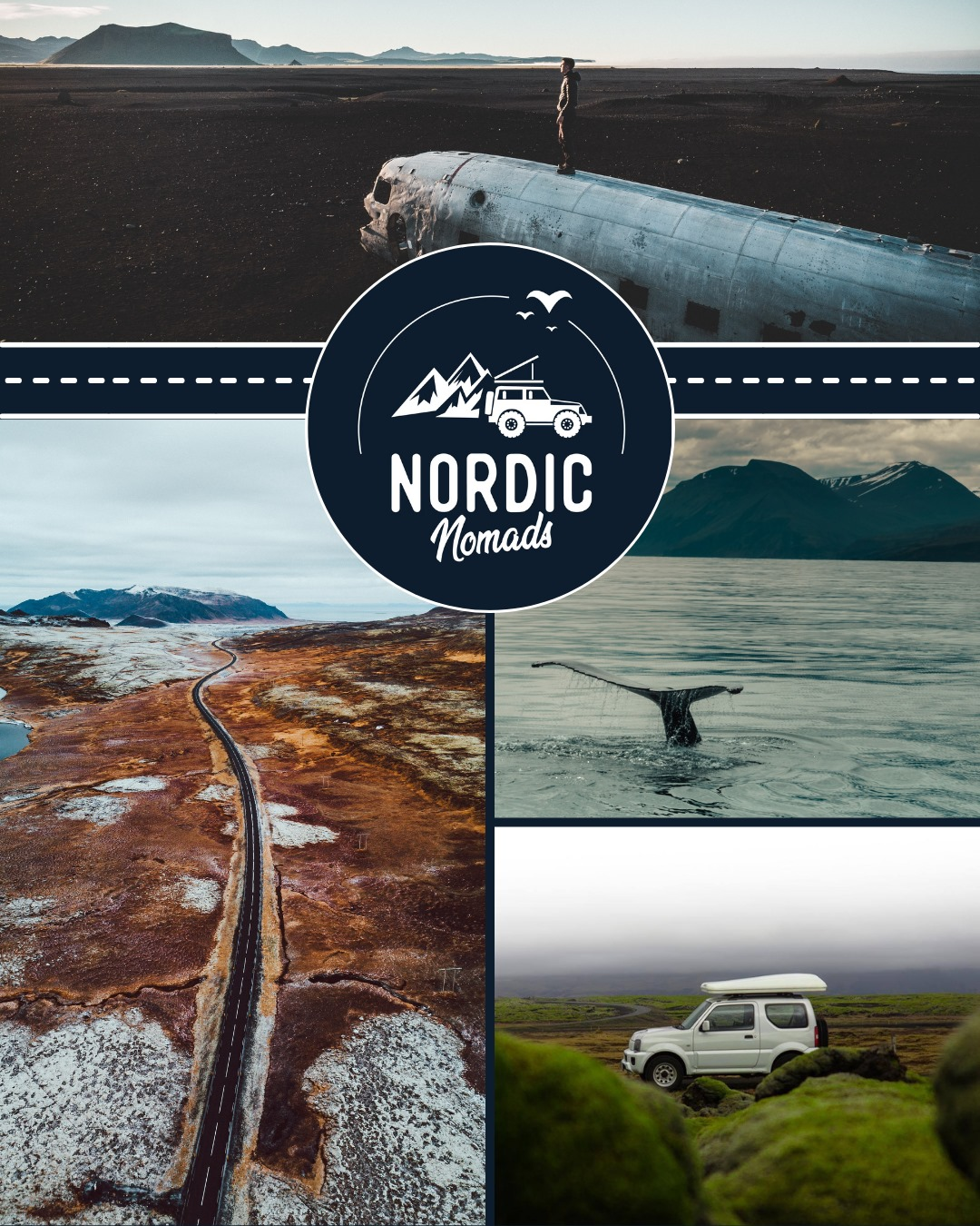 Nordic Nomads rondreis IJsland