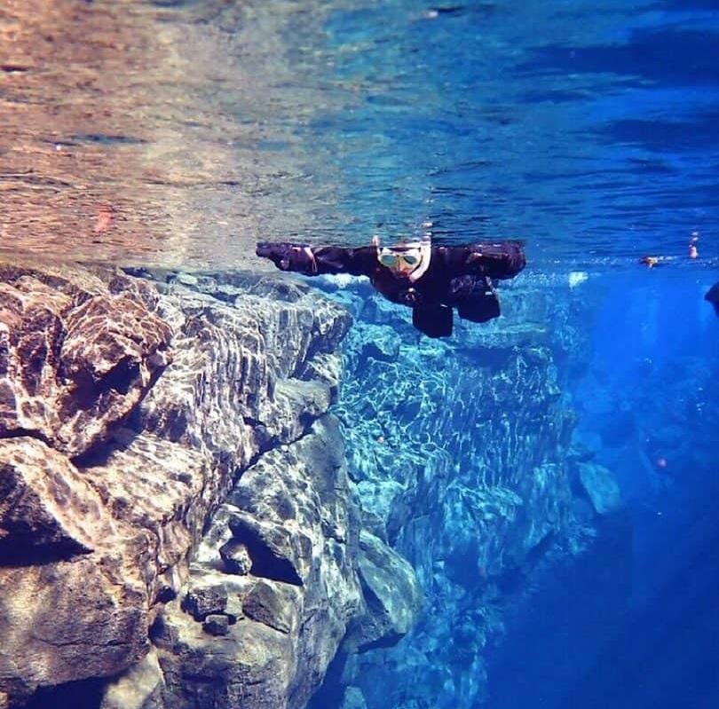 Snorkelen Thingvellir