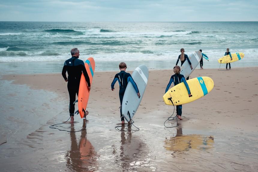Surfcamp - Photo: Linde Dorenbos