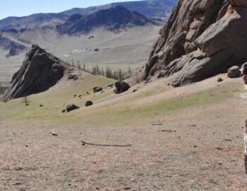 Boogschieten in Mongolië (Heen en Onweer deel 10)