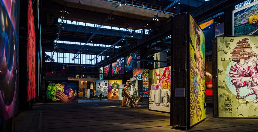 Straat Museum - Staal, beton en glas