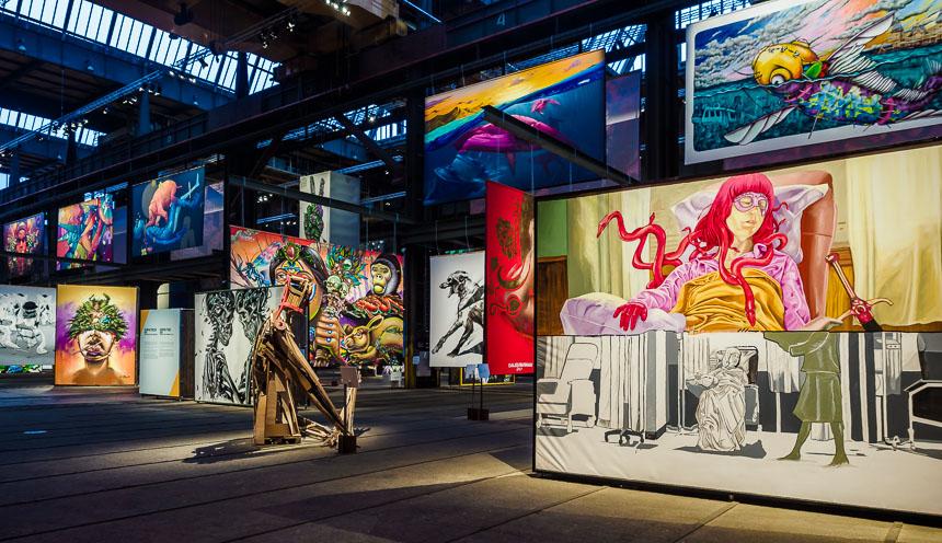Straat Museum - Straten en pleinen