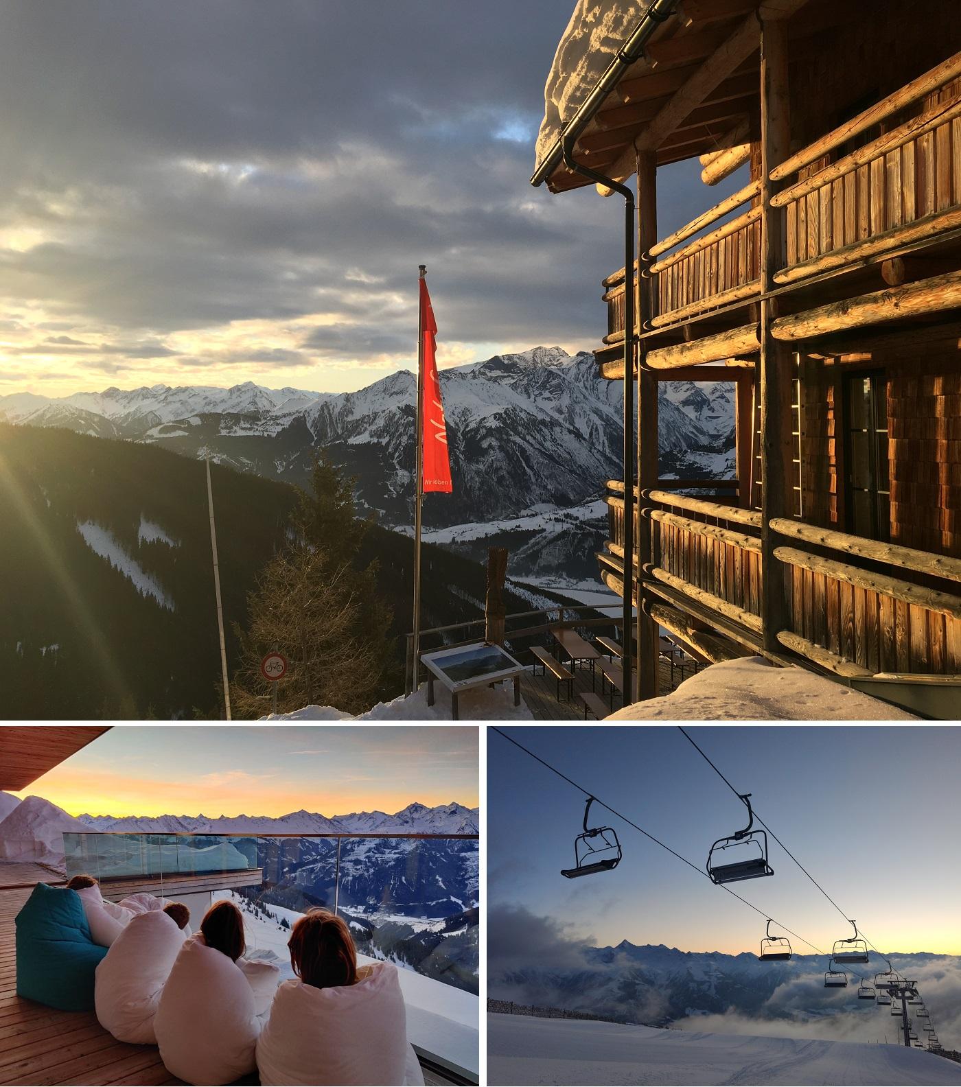 Alpex-skihuttentocht