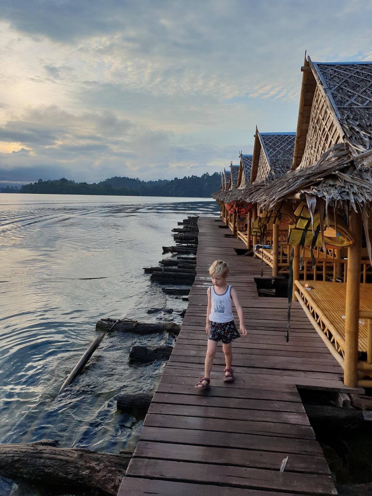 Avontuurlijke reisbestemmingen Khao Sok National Park
