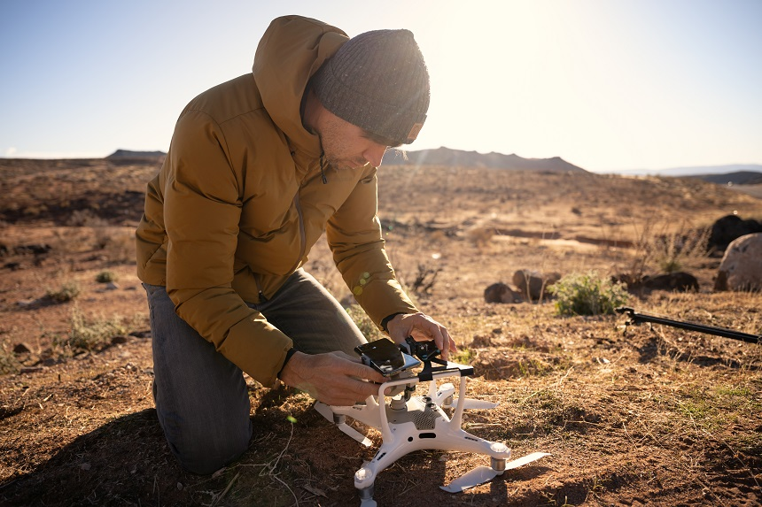 OPPO drone