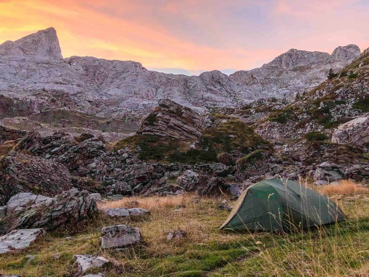 Peaks of the Balkan trail