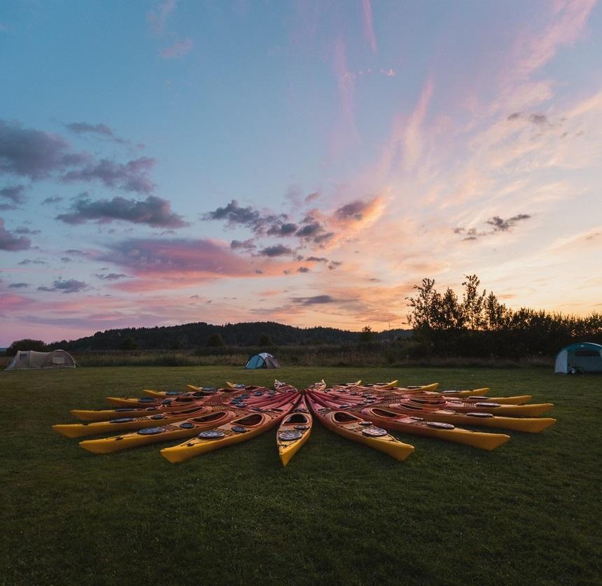 The Kayak Trip kajaks