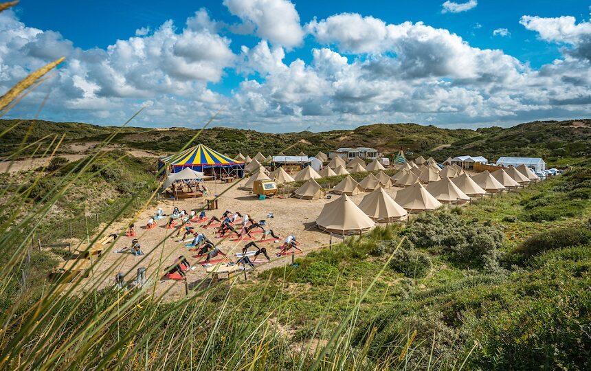 beachcamp de lakens