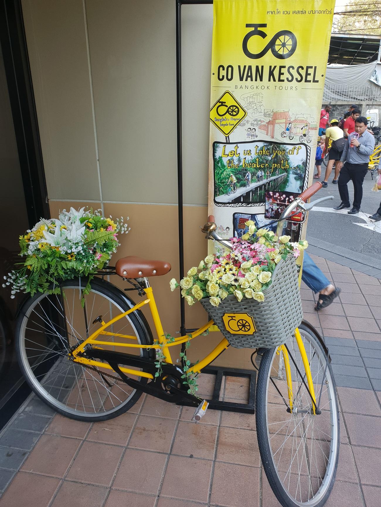 Co van Kessel in Bangkok