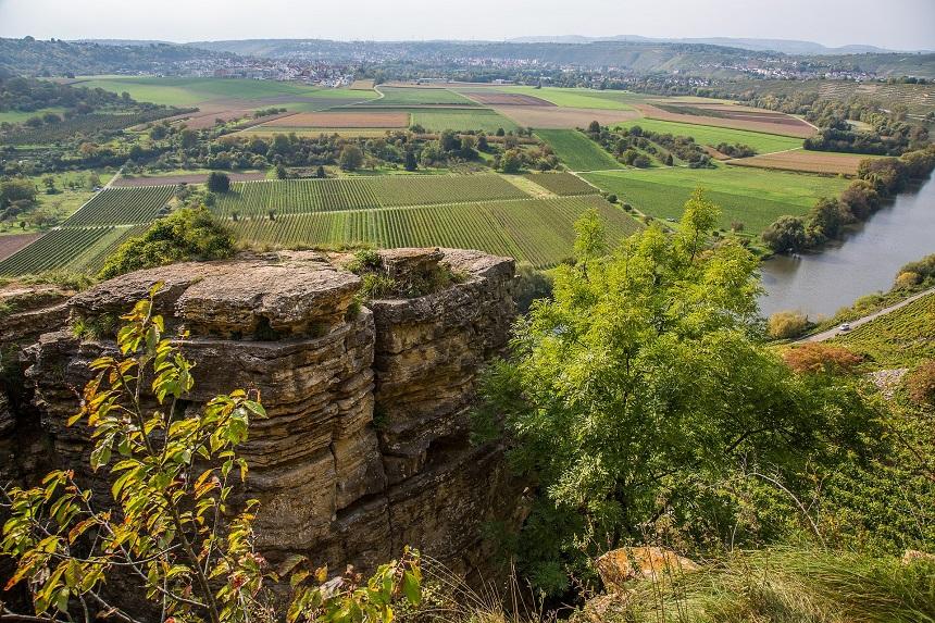 Hessigheim Rock Gardens Neckar