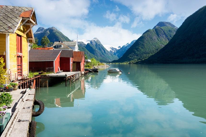Fjaerlandsfjord