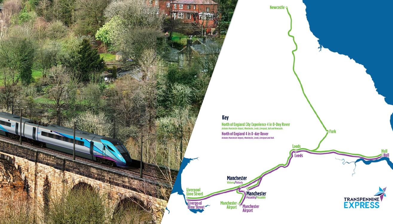 De Transpennine Express – North of England City Experience
