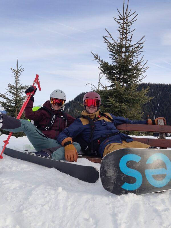 skihuttentocht oostenrijk