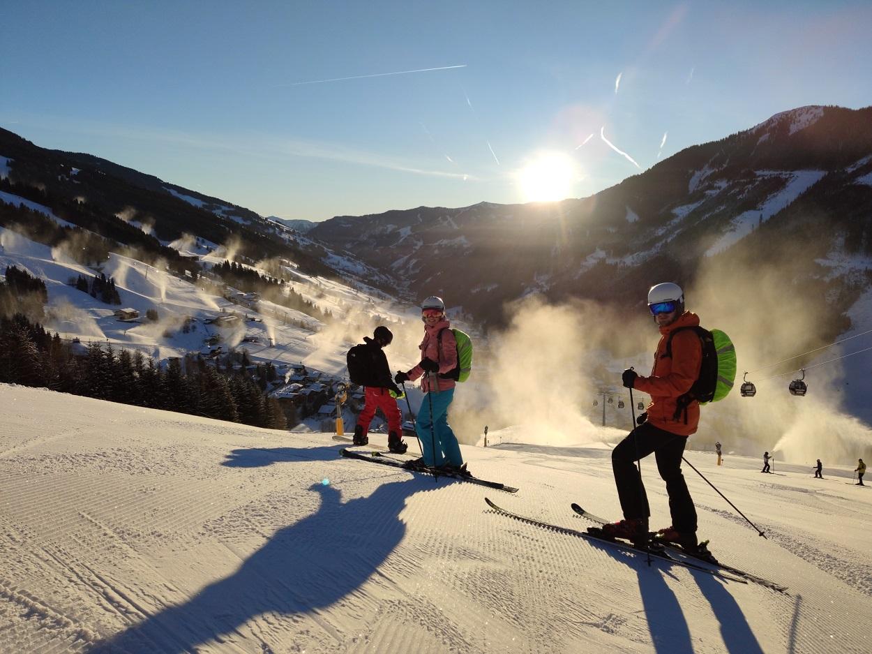 skihuttentocht