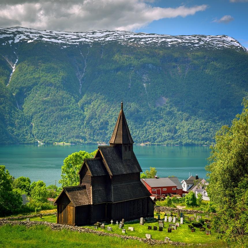 Staafkerk van Urnes