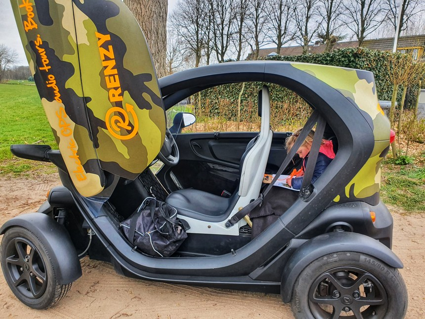 Twizy: heating is not available