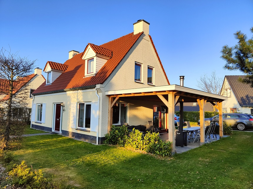 8-persoons extra luxe woning