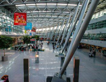 Vliegen vanaf luchthaven Düsseldorf Airport