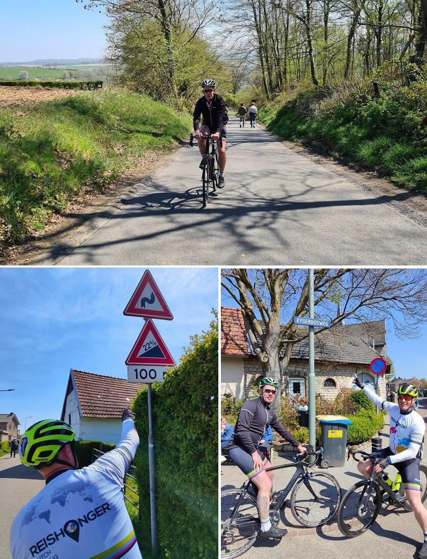 De klassieke kuitenbijters - Eyserbosweg en de Keutenberg