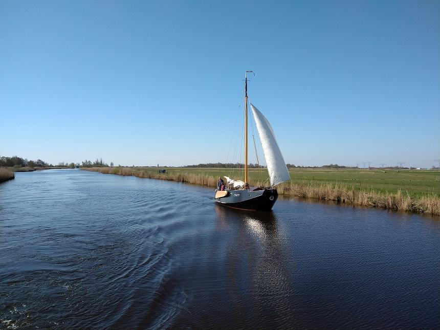 Varen in Zuidwest Friesland