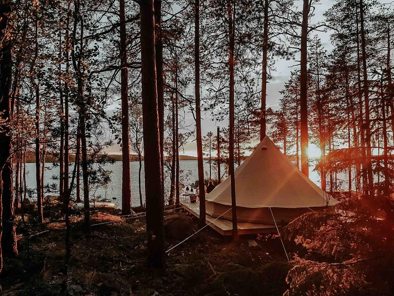 Nordic Woods camp