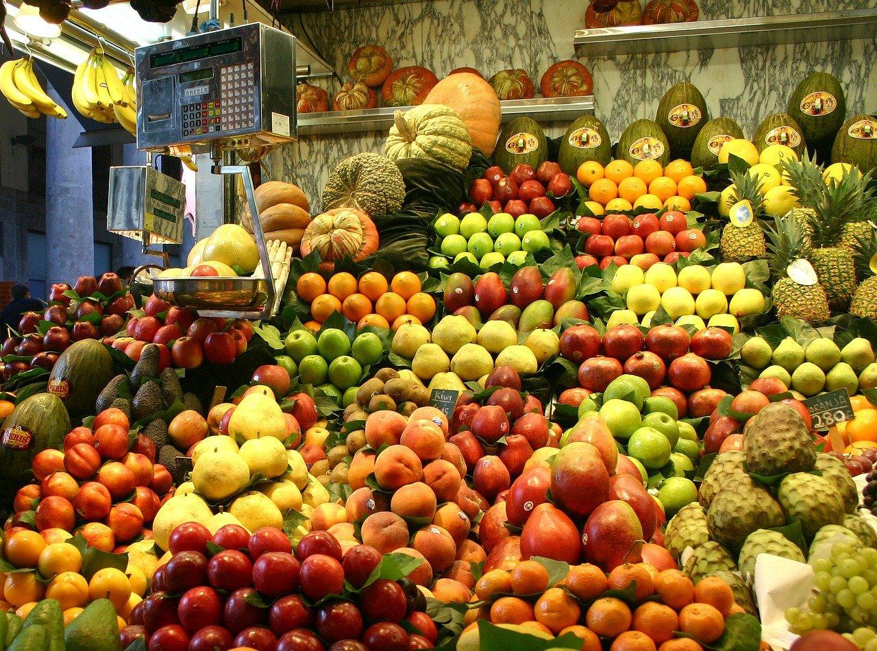 dromen over Spanje fruit