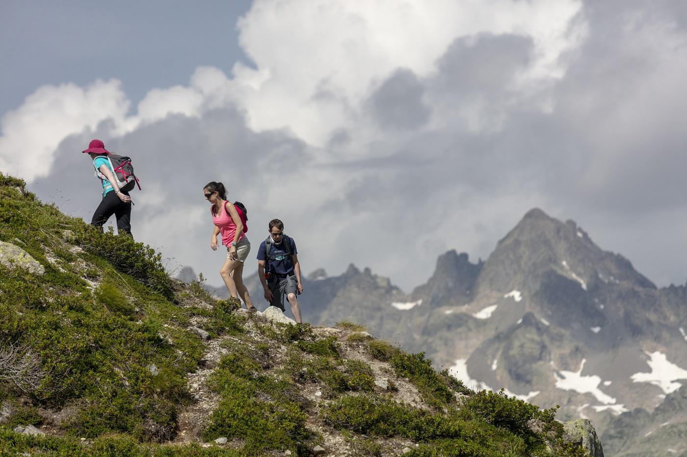 hiken Franse Alpen