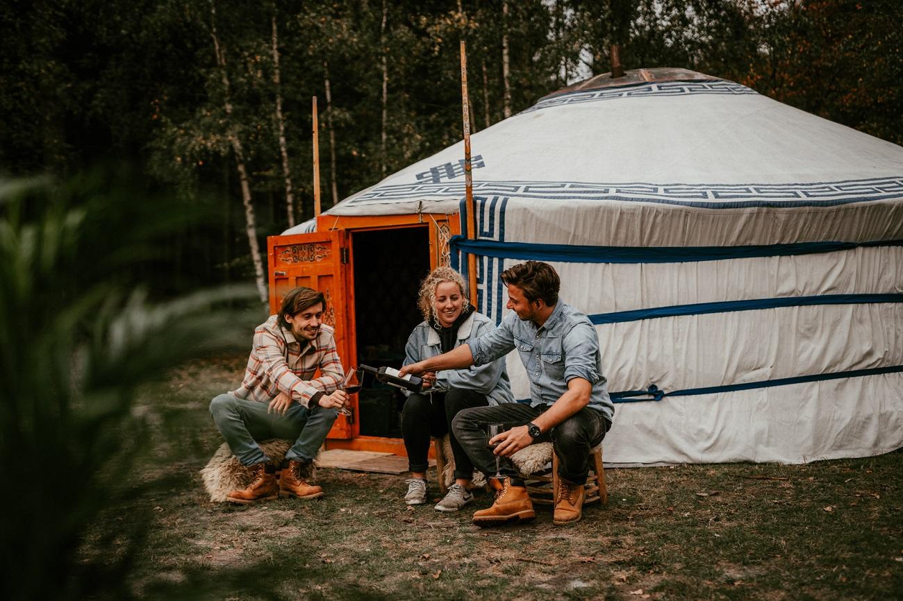 camping sweden