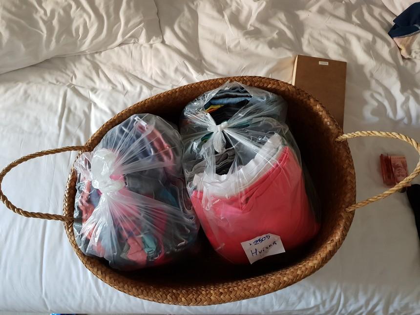 kleding wassen thailand laundry
