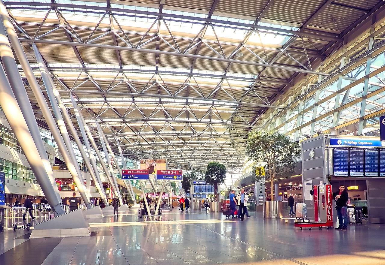 airport Dusseldorf Airport