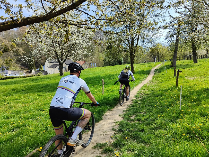 Mountainbiken in Limburg