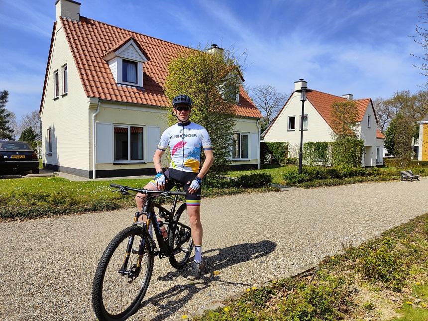 MTB-route Landal de Cauberg