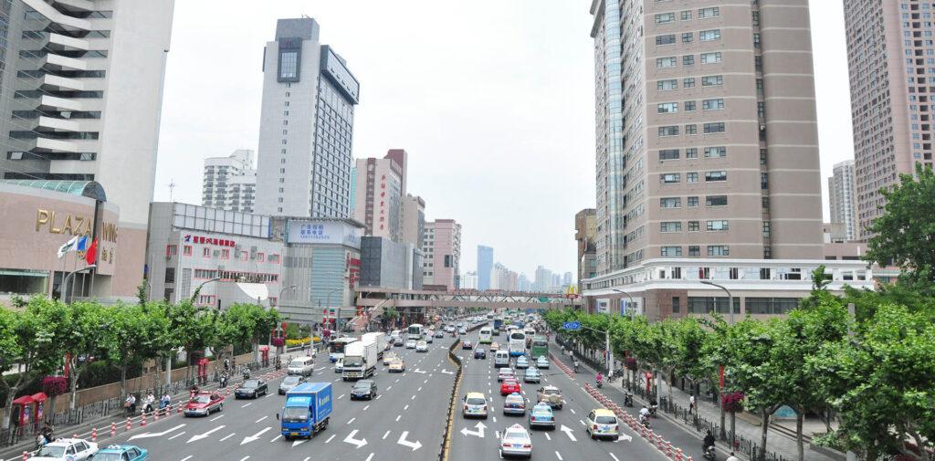 Sfeer proeven in Beijing