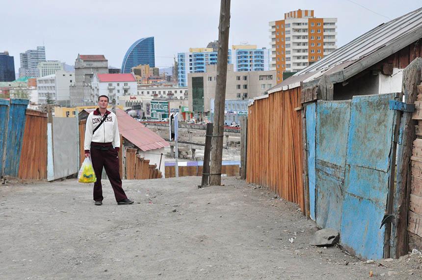 Def P in Ulaanbataar